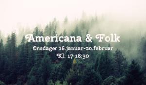 Americana & Folk (onsdag)