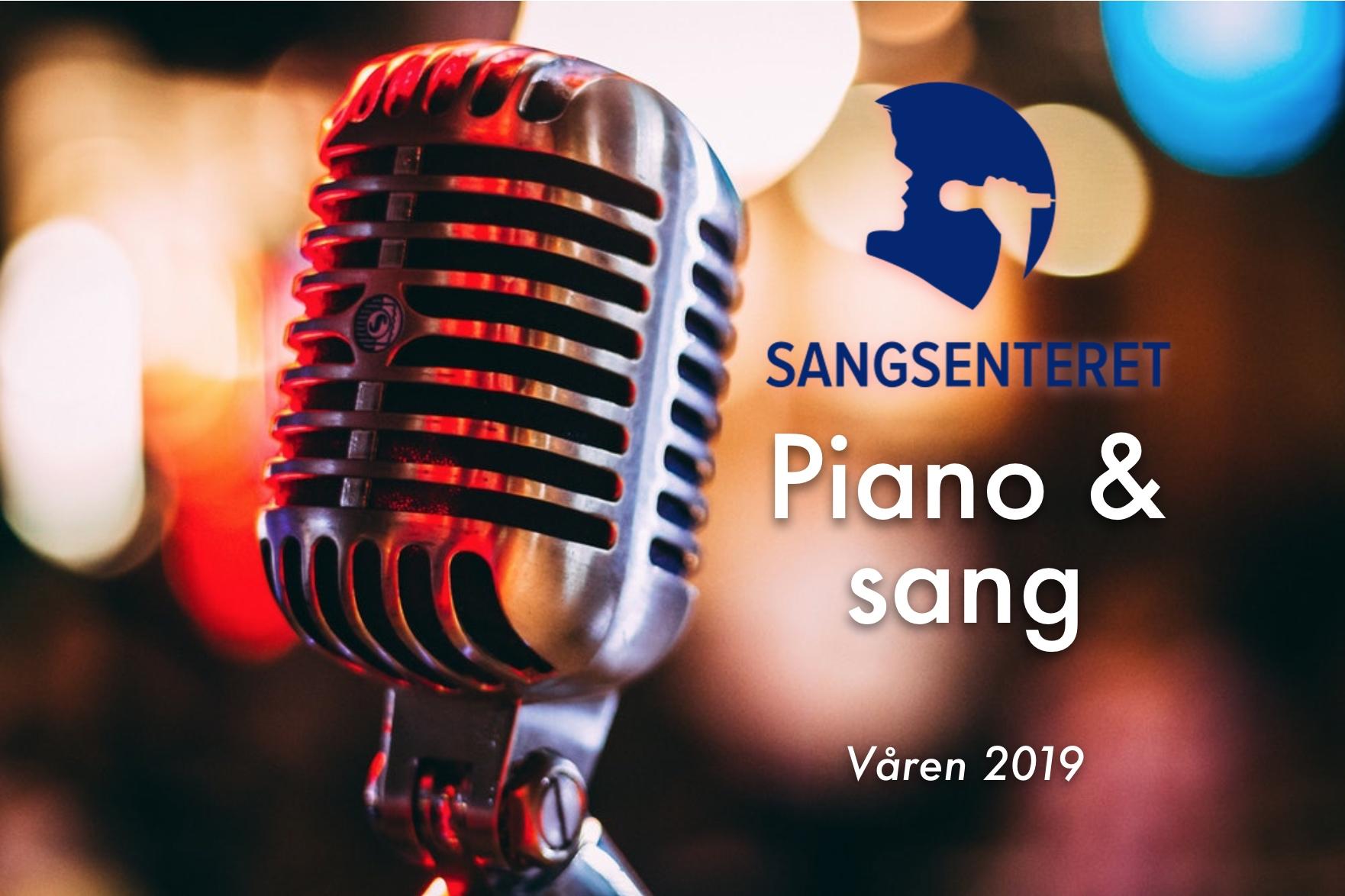 pianosang